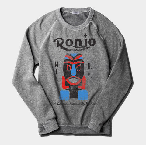 Ronjo Crew Fleece Sweatshirt