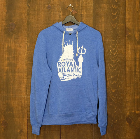 Royal Atlantic Pullover Fleece Hoodie