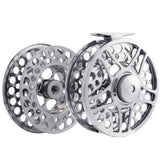 Money-saving Fly Reel Combo 9/11 110mm 3BB Full Metal Fly Fishing Reel