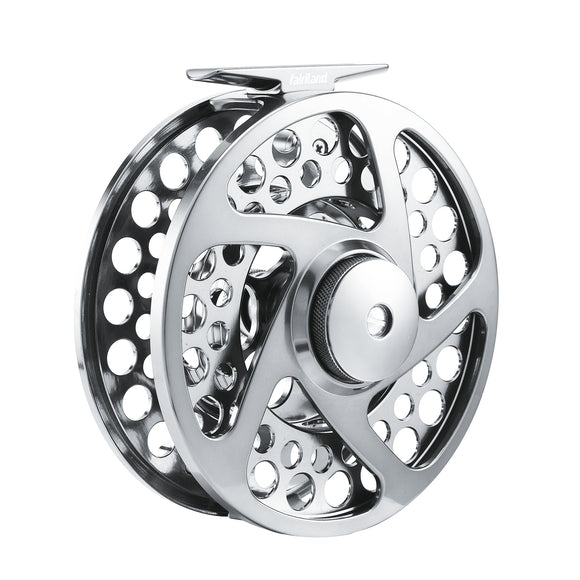 9/11 110mm Fly Fishing Reel Large Arbor CNC Aluminum Fishing Wheel - USA