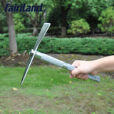 11Function 6 pcs Pickaxe Kit Stainless steel Garden Building Tools Outdoor Camping Survival Tool