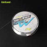 100M Fluorocarbon Transparent Fishing Main Line Japan Line Material Mono Filament Nylon Thread