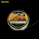 100M 75% Carbon Transparent Fishing Line Monofilament Nylon Fishing Thread Japan Line Material