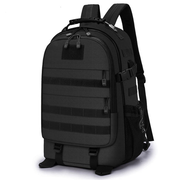 40L Men's Backpack Large Capacity Splash-proof Travel Bag