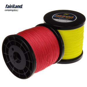 1000m (10lb-70lb) Multifilament Braided PE Fishing Line 4 Strands Line Wire Fishing Accessory