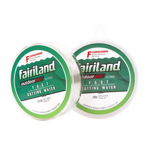 Fairiland 100m Fluorocarbon Fishing Line Japan Line Material Monofilament Nylon Carp Wire LeaderLine