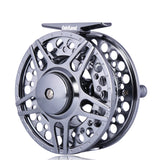 Full Aluminum Fly Reel 3/4 5/6 7/8 Large Arbor Fly Fishing Reel - USA