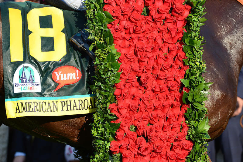 Five Fun Facts About the Kentucky Derby Garland of Roses