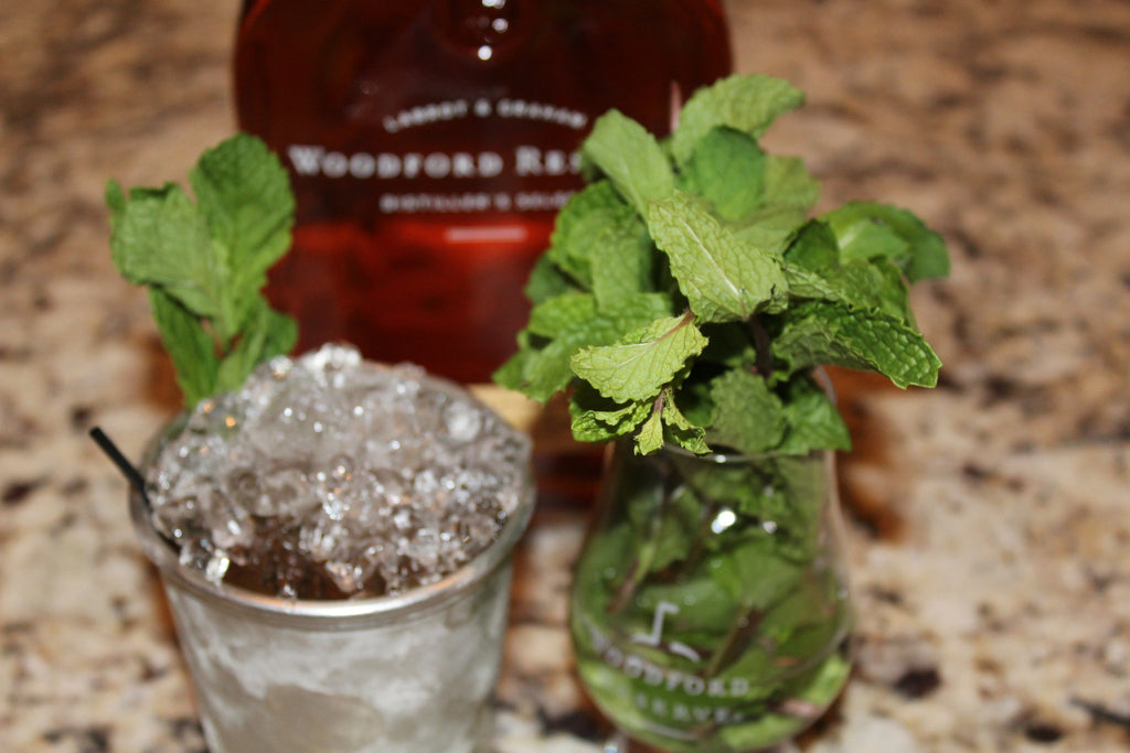 Rediscovering the Mint Julep