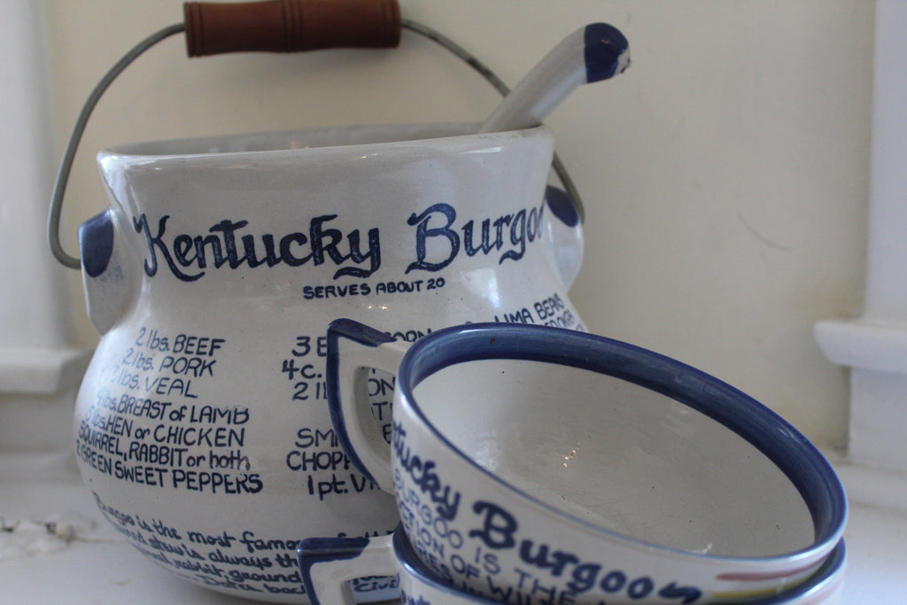MONDAY MUNCHIES -- Kentucky Derby Burgoo
