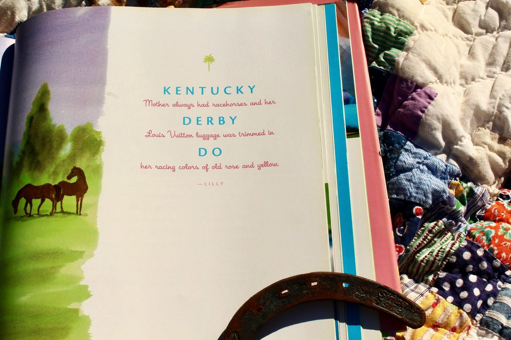 Lilly Pulitzer and the Kentucky Derby