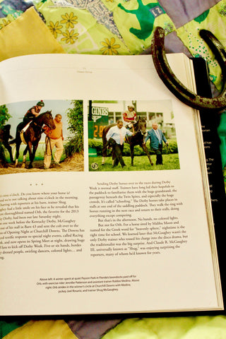 Orb -- The Kentucky Derby Book
