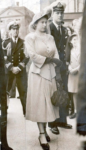 Queen Elizabeth Epsom Derby