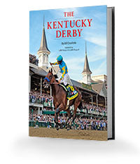 The Kentucky Derby by Bill Doolittle, book cover