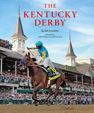 The Kentucky Derby by Bill Doolittle