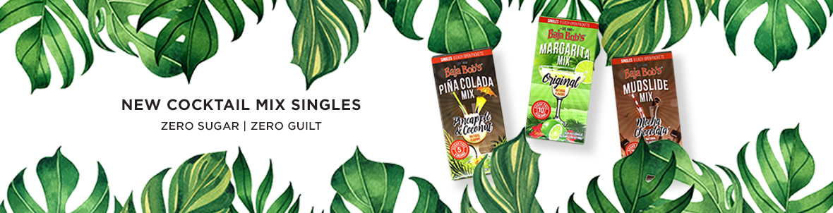 Baja Bob's Sugar-Free Cocktail Mix Singles