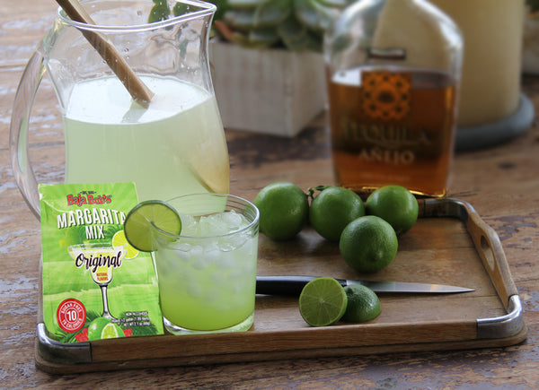 Sugar Free Margarita 60g Powder Packet