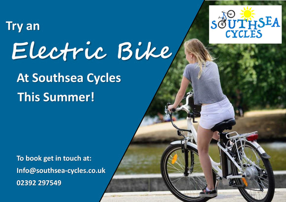 Electric Bikes Portsmouth