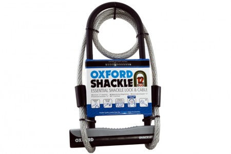 OXFORD SHACKLE 12 DUO LOCK