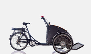 Christiania Model T Cargo Bike