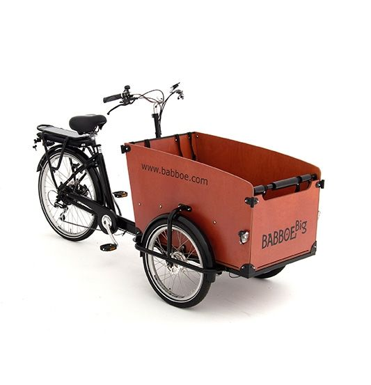 Babboe Big-E Cargo Bike