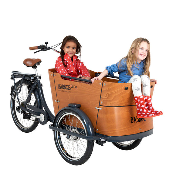 Electric Babboe Curve-E Cargo Bike