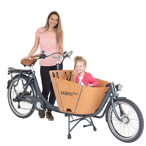 Electric Babboe Mini-E Cargo Bike
