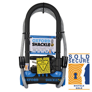 Oxford Shackle 14 DUO D-Lock