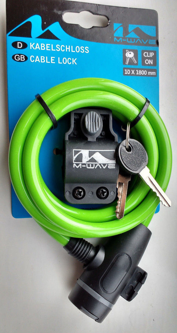 M-wave Cable Lock 10mm