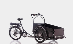 Christiania Model S Cargo Bike