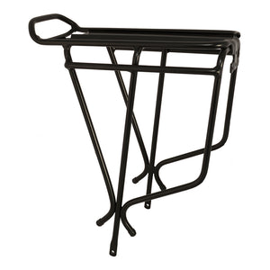 Oxford Alloy Luggage Rack - Black