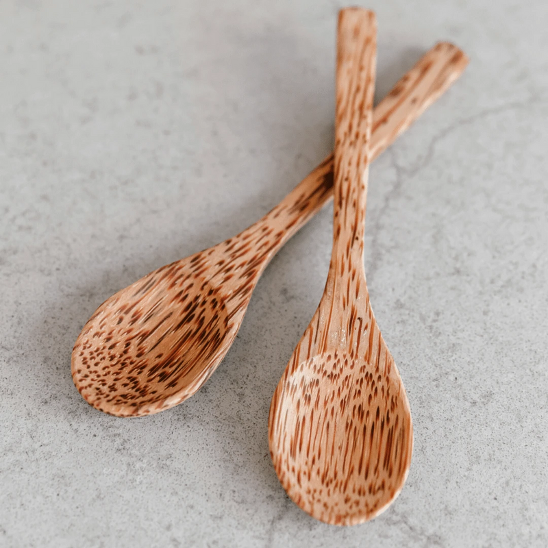Wooden Coconut Spoon by Coconut Bowls