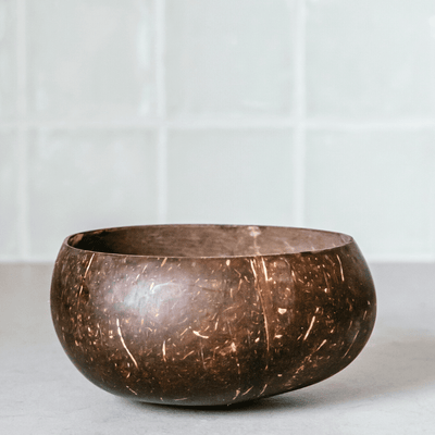 Jumbo Coconut Bowl by Coconut Bowls