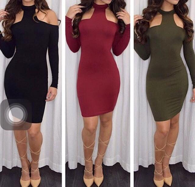 Cressia Bodycon Dress