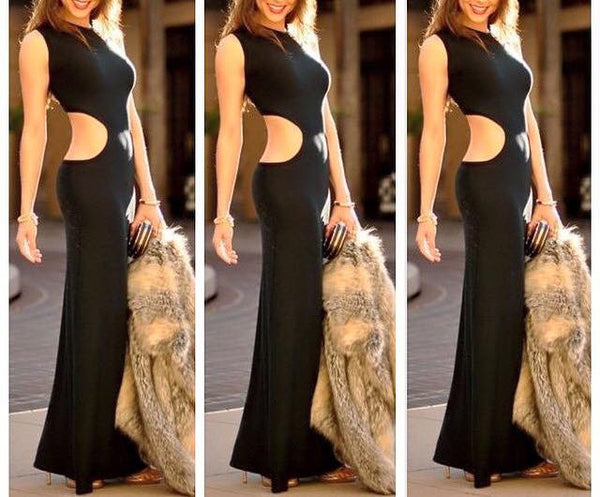 Alessandra Bodycon Long Dress