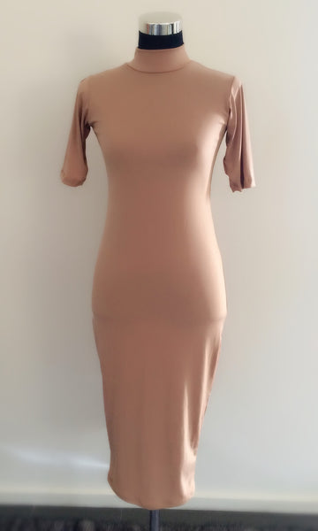 Eunice Bodycon Shortsleeves Dress or Top