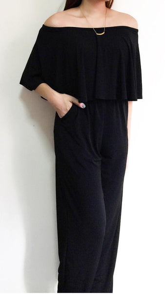 Rosana Off Shoulder Jumpsuit