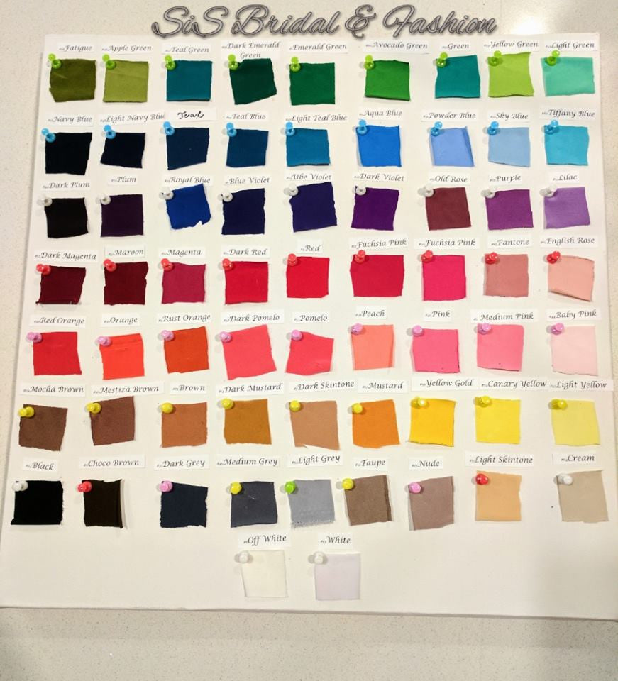 Swatch Fabric Sample