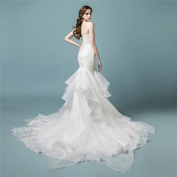 "Laura Bridal Couture ""Ruffled Skirt"""
