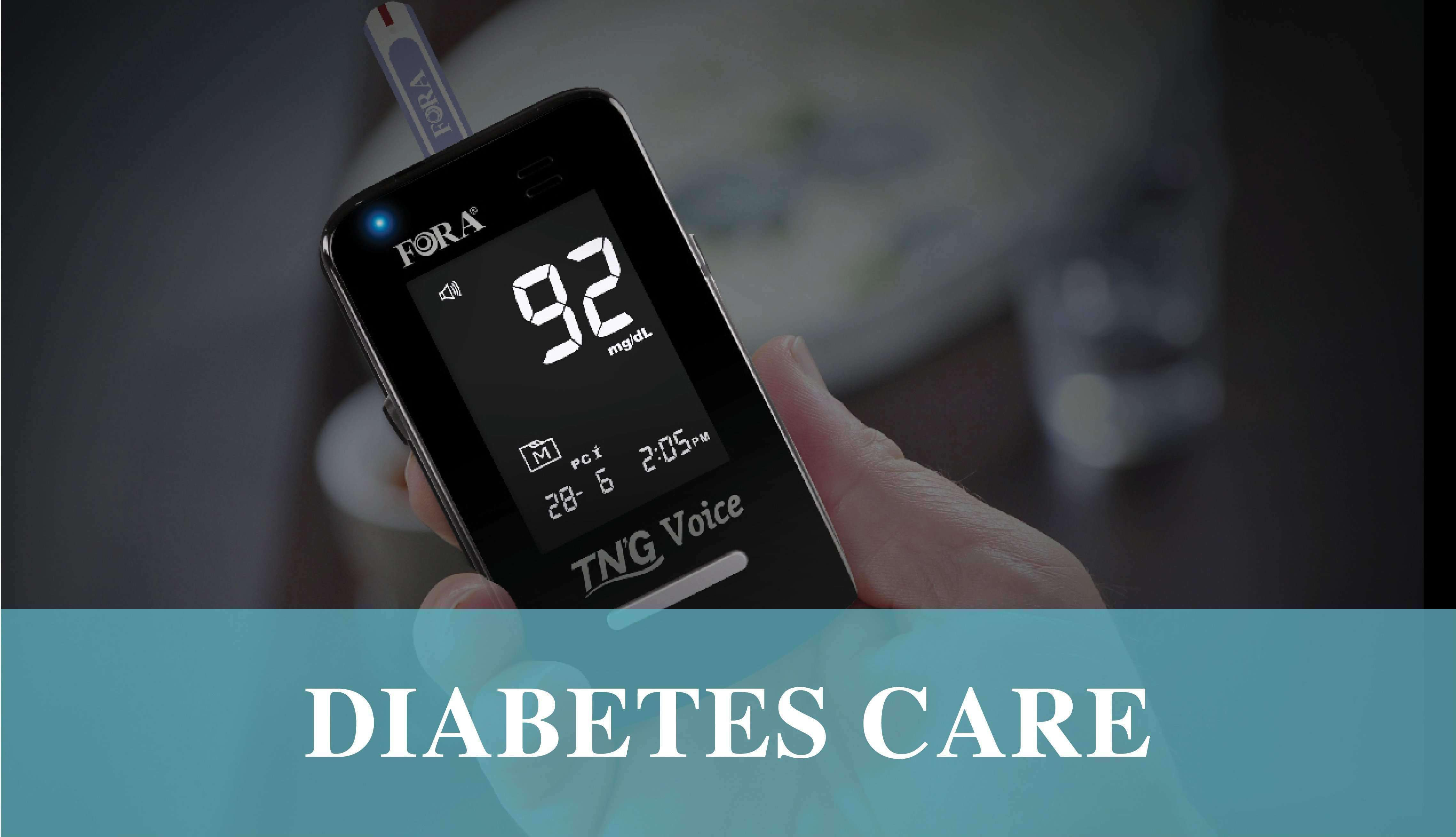 FORA Diabetes Care Products