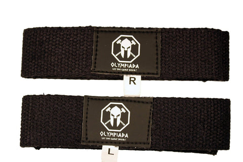 Heavy-Duty Deadlift Lifting Straps- CLASSIX