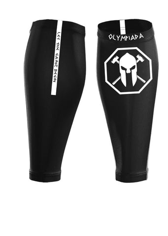 Calf Compression Sleeves- 1 Pair of 100% Class!