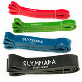 Z Pull Up / Stretch bands- TOP GRADE A+ Latex