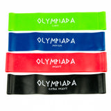 BOOTY BANDS - Resistance Loop Band Set + Free Carry Bag!