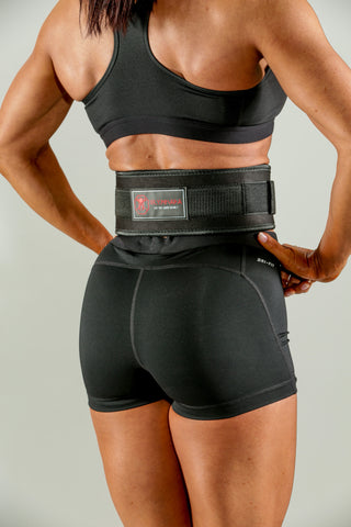 "Low-Profile Foam Core 4"" Lifting Belt"