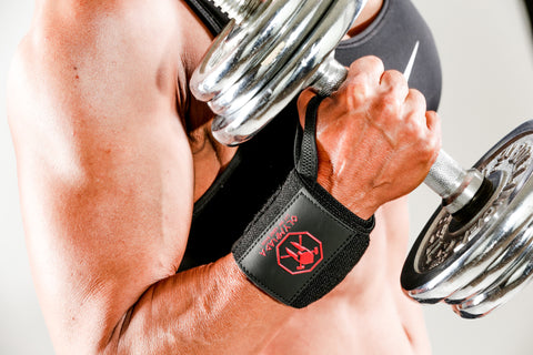 Wrist Wraps- Top-Rated Professional Quality! PICK YOUR COLOR!