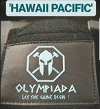 "**Finesse Wrist Wraps - Olympiada ""Fit"" line**"