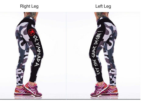 *Beast Mode Leggings*