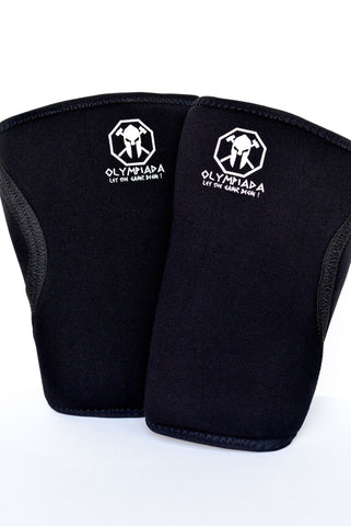 *Knee Sleeves- Olympiada Professional 7mm Knee Support*