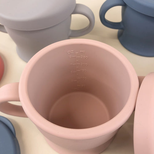 Silicone Sip-N-Snack Cup (250ml)